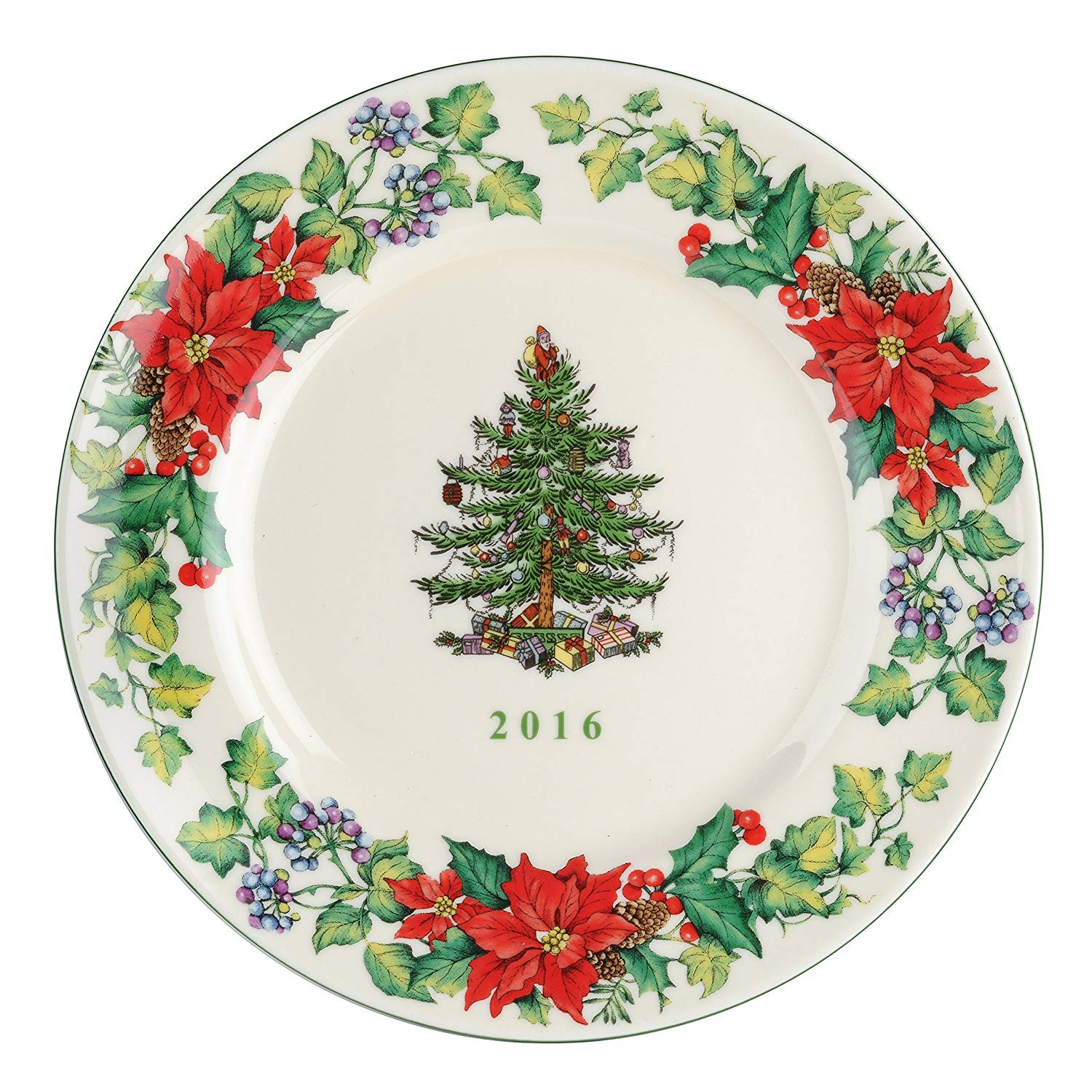 Christmas Dinner Plates  Discover the Best Christmas Dinner Plate Sets 2018