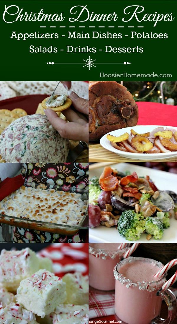 Christmas Dinner Recipes  Recipe Ideas Christmas Dinner Recipes Ideas