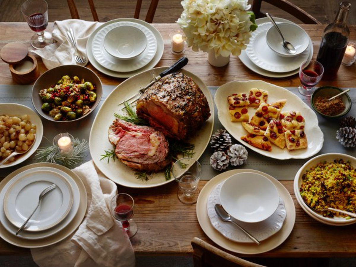 Christmas Dinner Recipes  Where To Have Christmas Eve Dinner in Miami Eater Miami