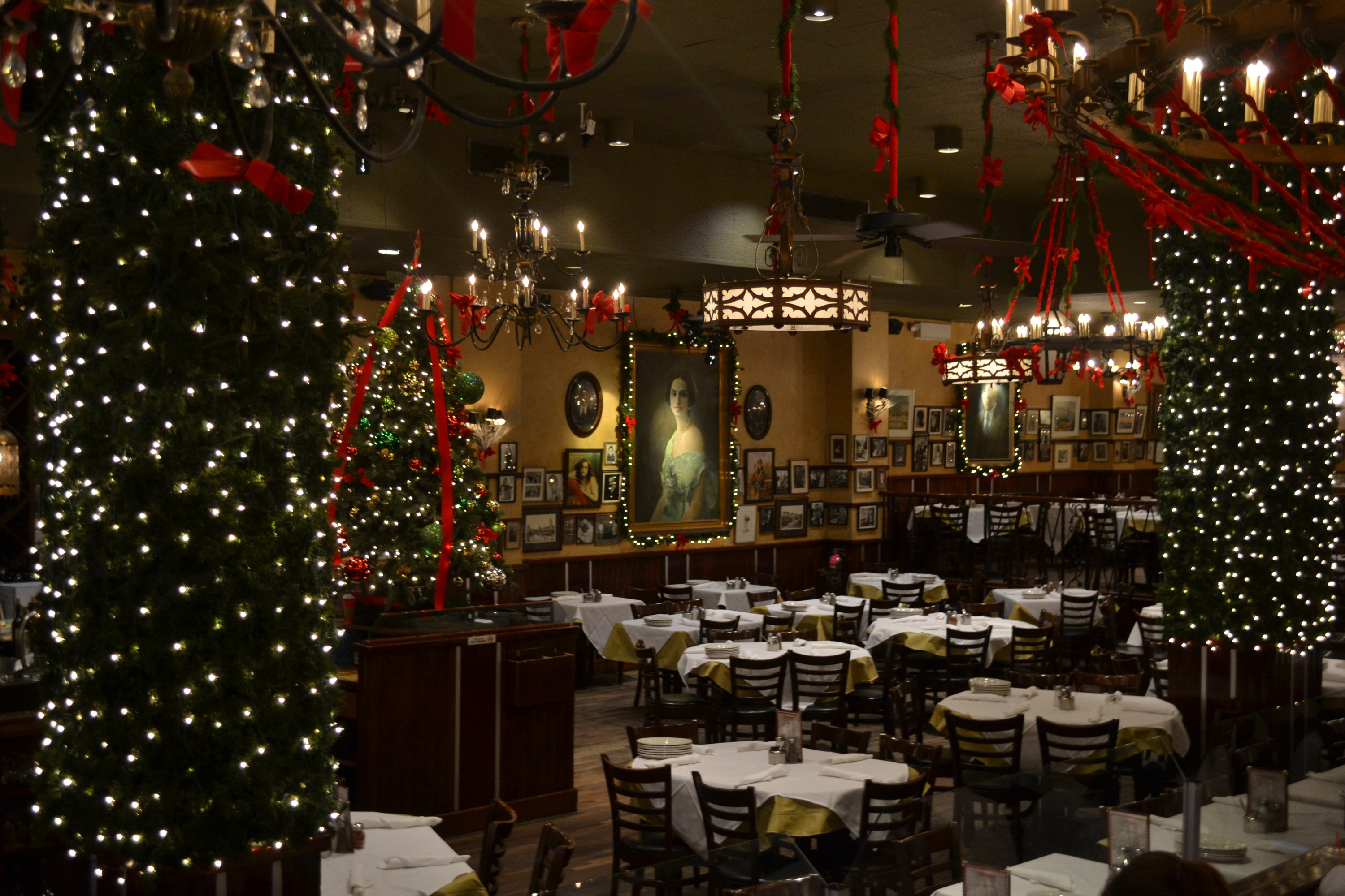 Christmas Dinner Restaurants  14 Spots to Eat Christmas Dinner in NYC This Holiday Season
