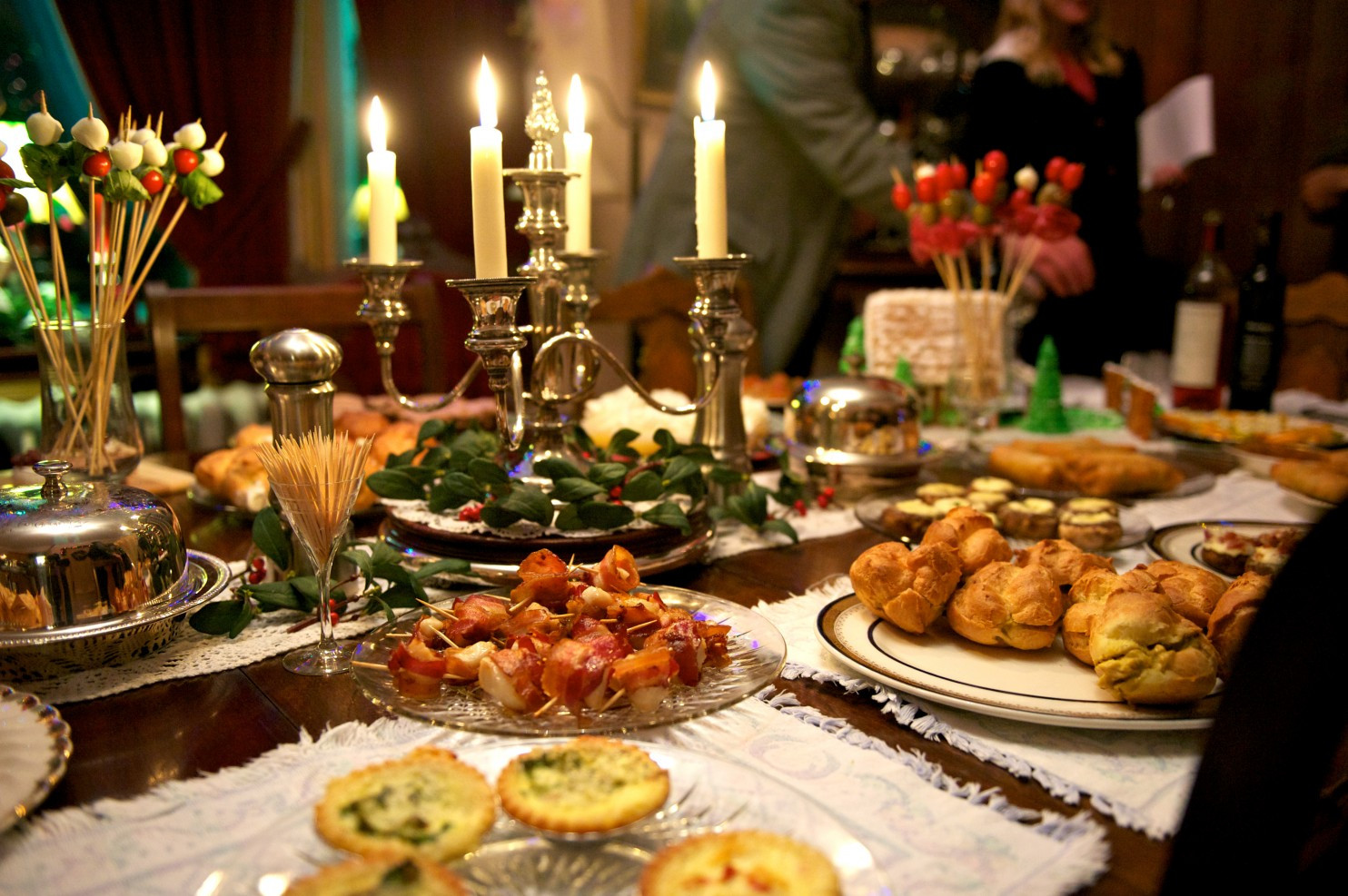 Christmas Dinner Restaurants  7 Best Options For Dining Christmas Eve & Day in Dallas