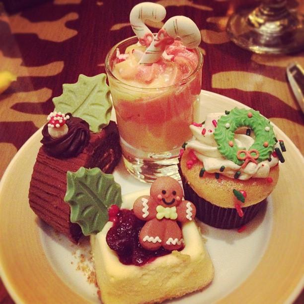 Christmas Eve Desserts  Christmas Eve desserts