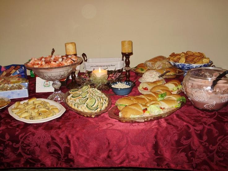 Christmas Eve Dinner Ideas Casual  christmas eve