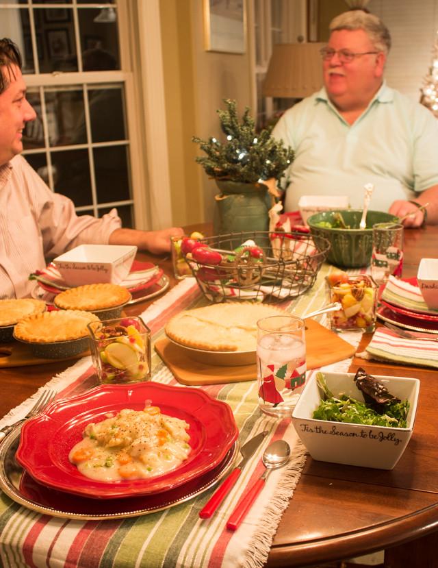 Christmas Eve Dinner Ideas Casual  Top 28 Casual Christmas Dinner Ideas casual holiday