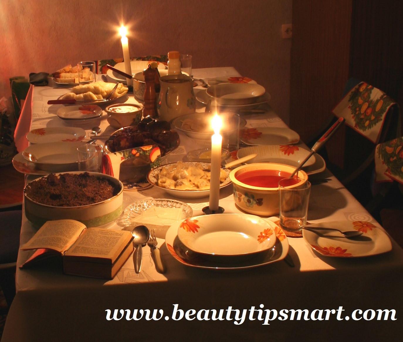 Christmas Eve Dinner Ideas Casual  Casual Traditional Christmas Eve Dinner Menu Ideas 2017
