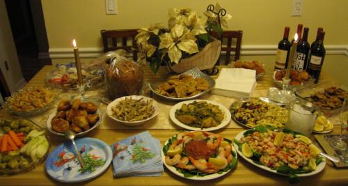 Christmas Eve Dinner Ideas  Italian Christmas