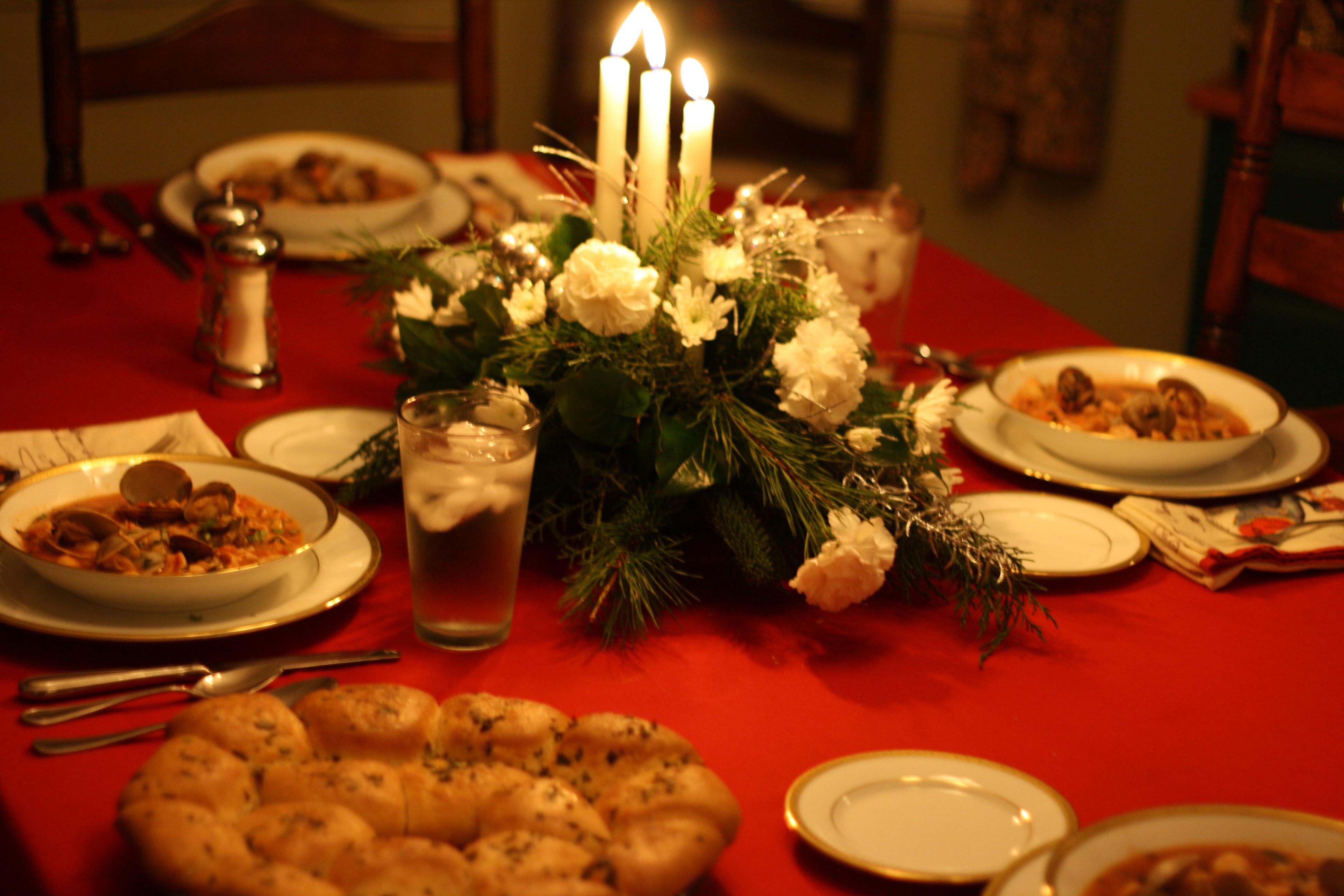 Christmas Eve Dinner Ideas  SEAFOOD CHRISTMAS EVE RECIPES – 7000 Recipes