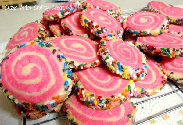 Christmas Pinwheel Cookies  Christmas Pinwheel Cookies Recipe