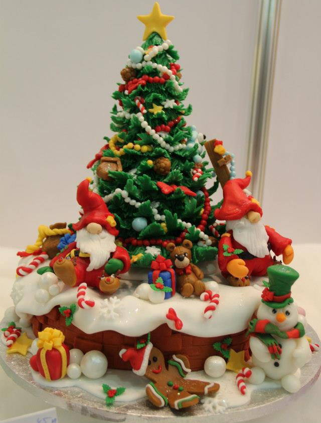 Christmas Tree Cakes  Cake Ideas this Christmas SantaClauseTalks SantaClauseTalks