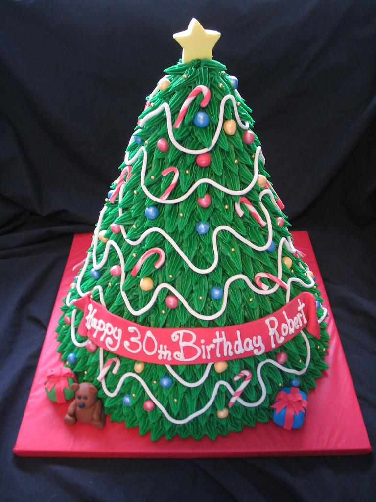 Christmas Tree Cakes  3d Christmas Tree Cakes – Happy Holidays