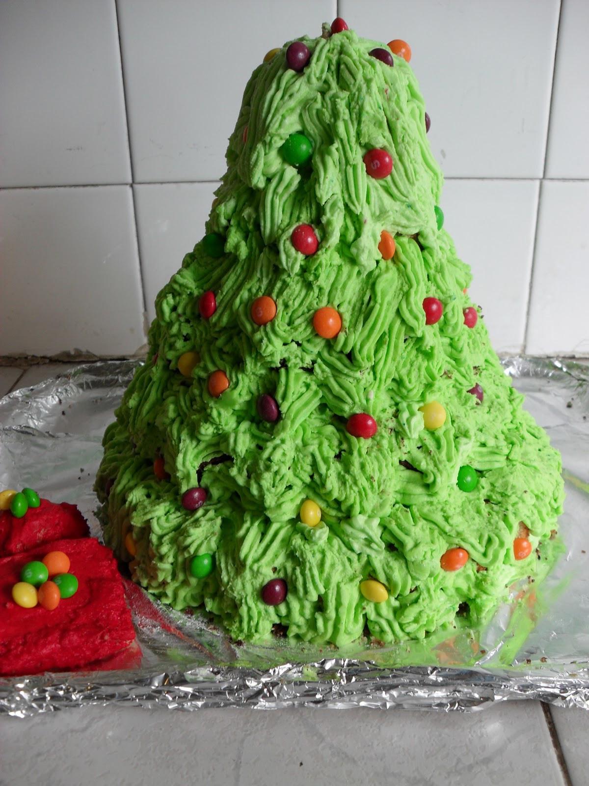 Christmas Tree Cakes  Christmas Cakes – Decoration Ideas