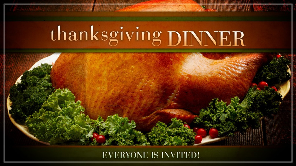 Church Thanksgiving Dinner  Is Thanksgiving Not Important Anymore Mibba