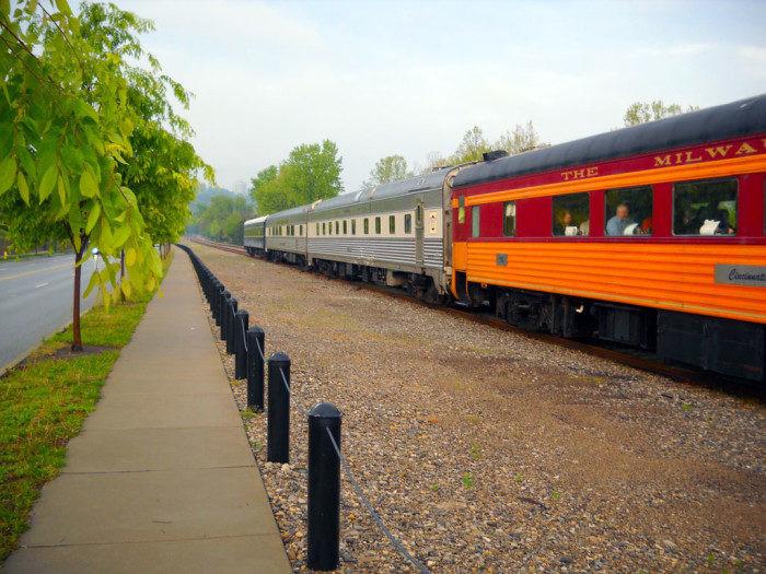 Cincinnati Dinner Train  7 Amazing Day Trips You Can Take By Train In Ohio