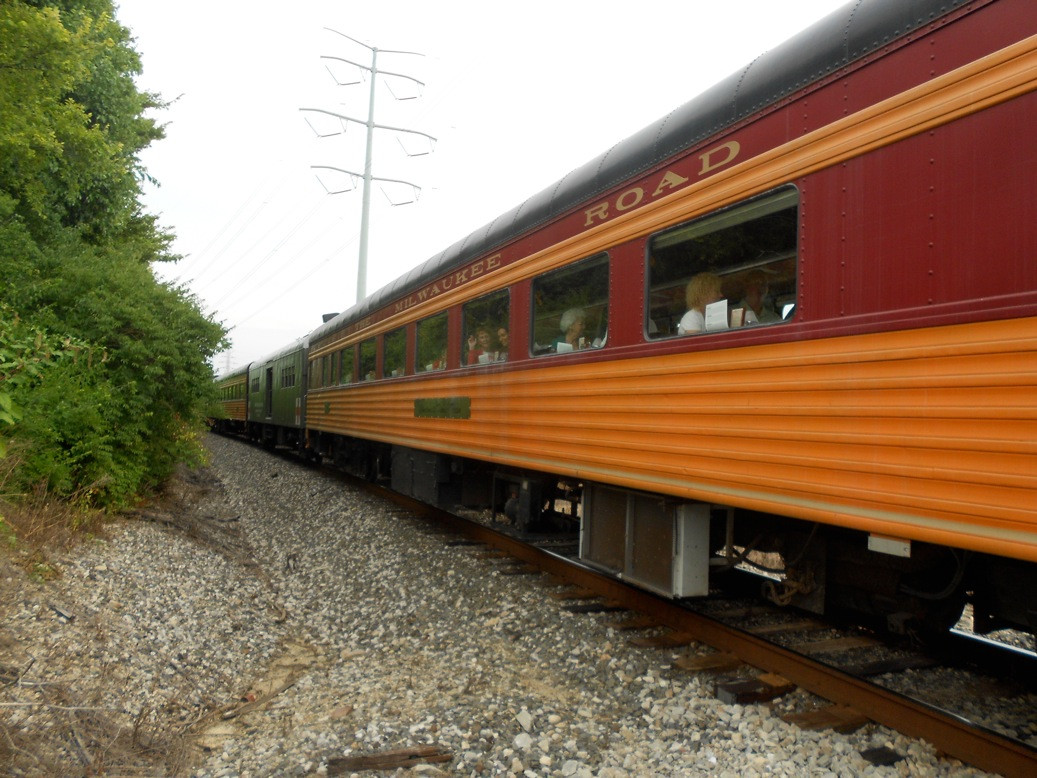 Cincinnati Dinner Train  John Vester