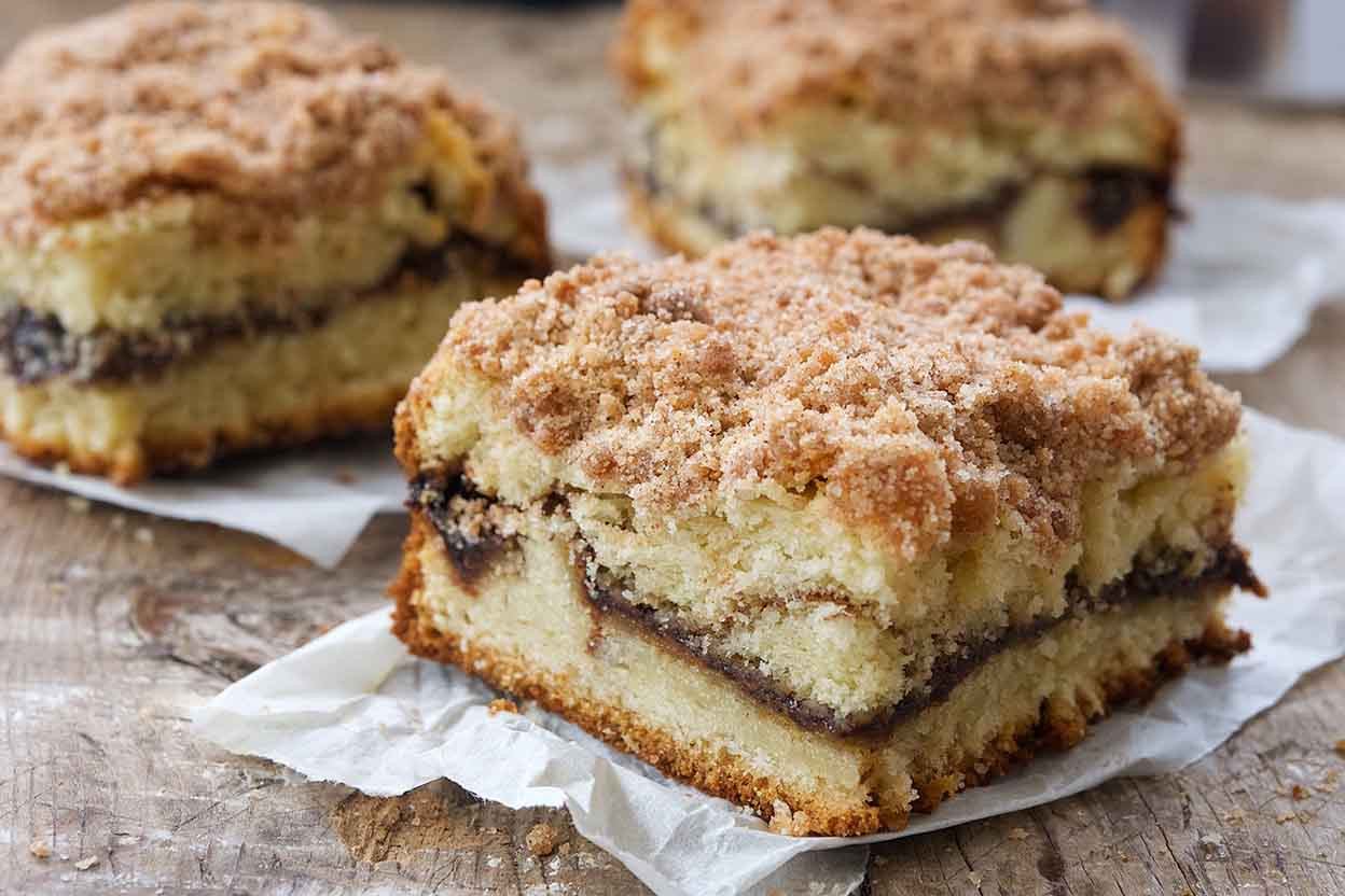 Cinnamon Coffee Cake Recipe  Cinnamon Streusel Coffeecake Recipe