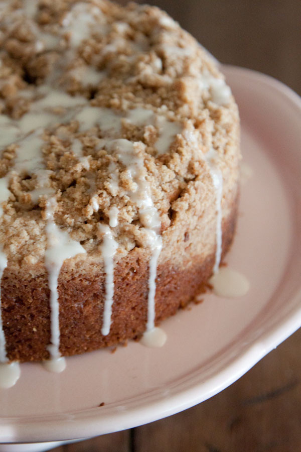 Cinnamon Coffee Cake Recipe  Saigon Cinnamon Streusel Coffee Cake Recipe