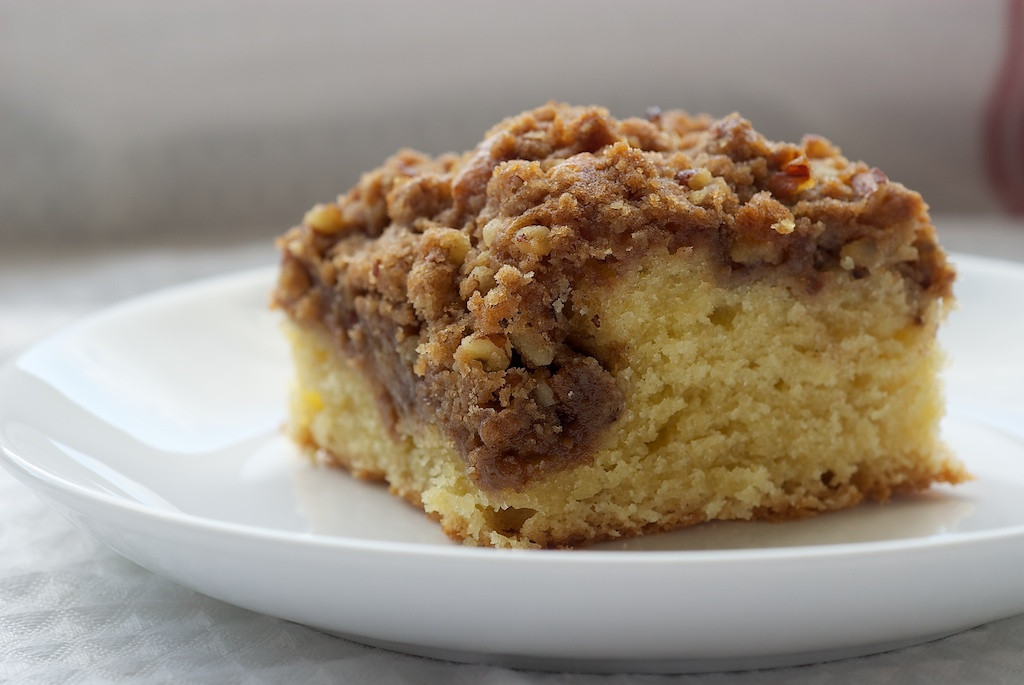 Cinnamon Coffee Cake Recipe  Cinnamon Cream Cheese Coffee Cake Bake or Break