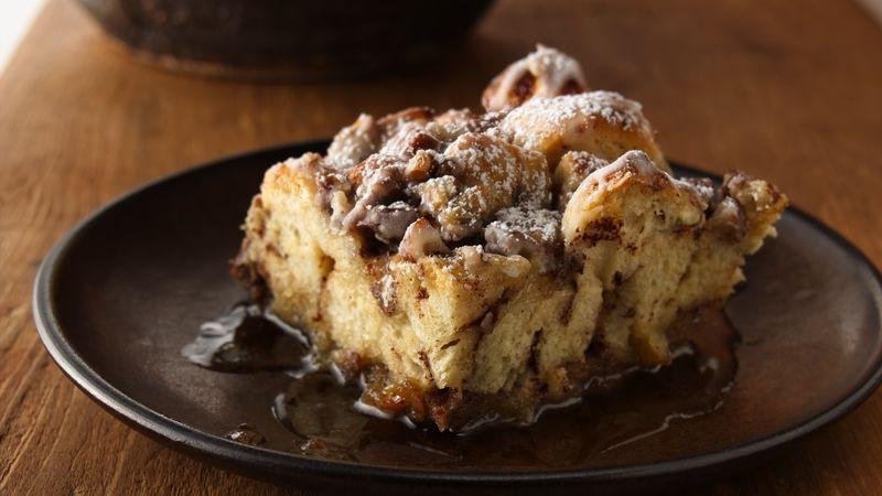 Cinnamon French Toast Casserole  Cinnamon French Toast Bake Recipe Pillsbury