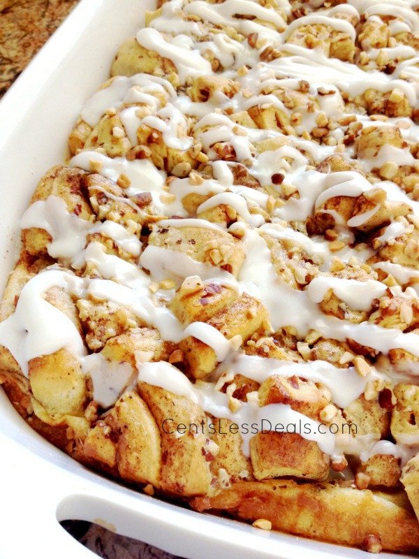 Cinnamon French Toast Casserole  17 Casseroles That You ll Actually Love To Eat Kitchen