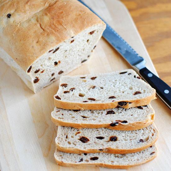 Cinnamon Raisin Bread Machine Recipe  Bread Machine Cinnamon Raisin Bread