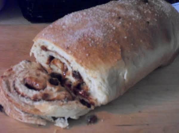 Cinnamon Raisin Bread Machine Recipe  Cinnamon Swirl Raisin Breadfor Bread Machine Recipe