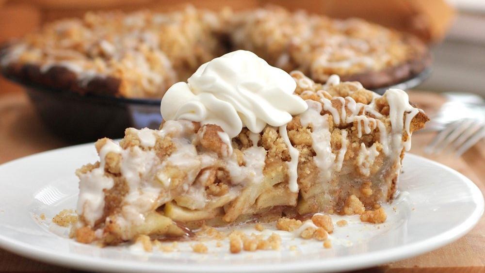 """Cinnamon Roll Apple Pie Recipe  Quick & Easy Recipes Tag Archive for """"cinnamon"""""""
