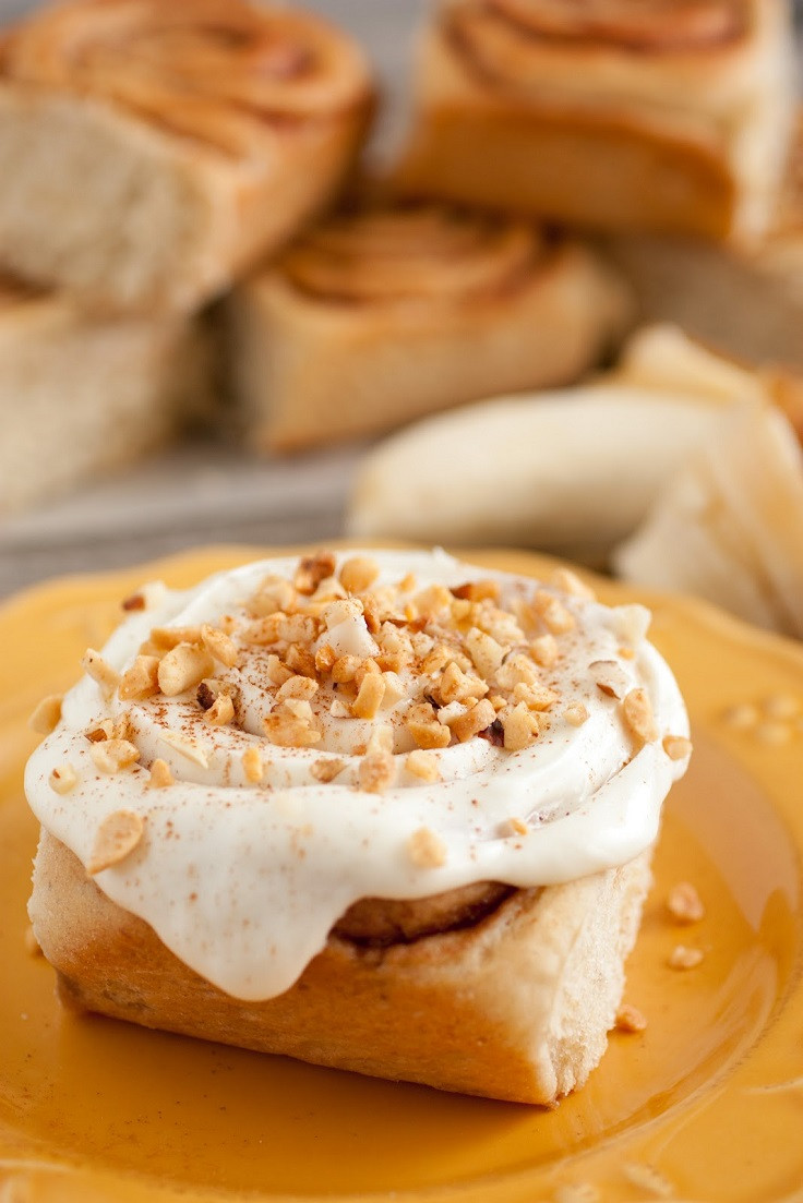 Cinnamon Roll Dessert  Top 10 Easy Cinnamon Recipes For Dessert Top Inspired