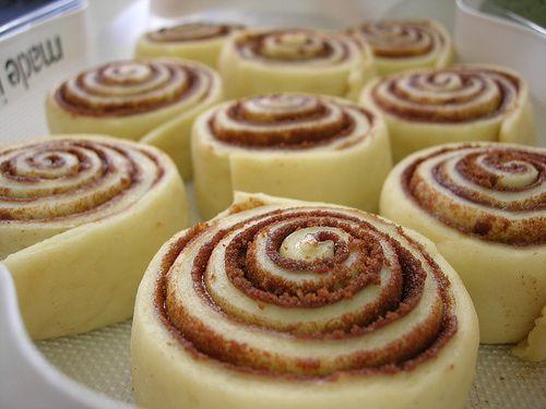 Cinnamon Roll Dessert  French dessert recipes Fall desserts and Fall dessert