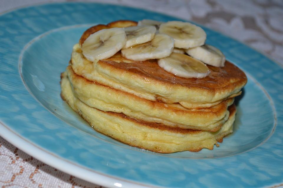 Cinnamon Swirl Pancakes  Cinnamon Swirl Pancakes Rezept mit Bild von