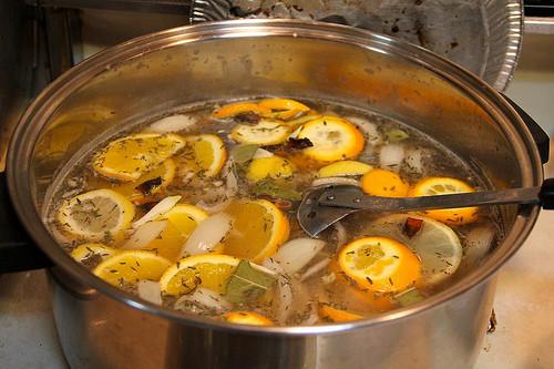 Citrus Turkey Brine  28°F Citrus Turkey Brine… – joeysplanting