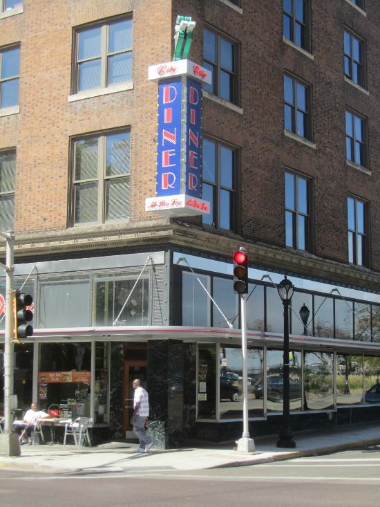 City Dinner St.Louis  City Diner Saint Louis Omdömen om restauranger