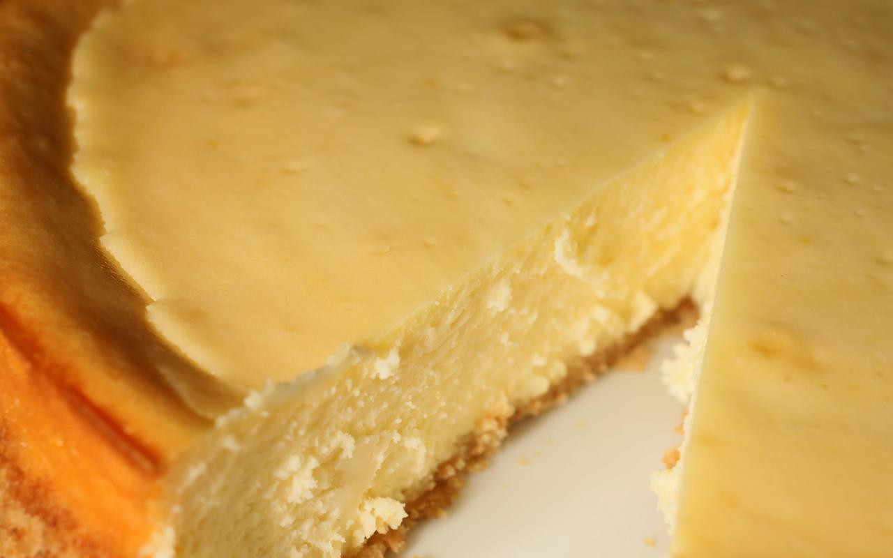Classic Cheesecake Recipe  Classic Cheesecake Recipe Chowhound