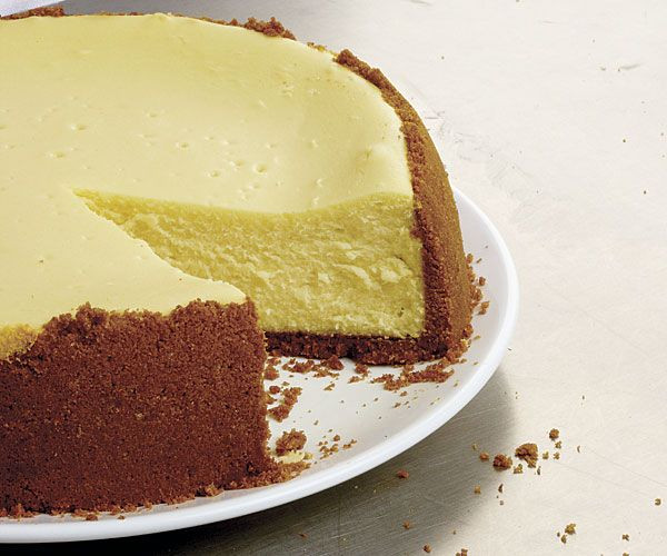 Classic Cheesecake Recipe  Classic Cheesecake Recipe — Dishmaps