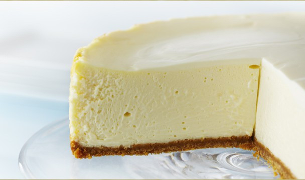 Classic Cheesecake Recipe  Classic New York Cheesecake Bake with Anna Olson The