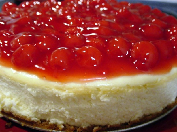 Classic Cheesecake Recipe  Classic New York Cheesecake Recipe Dessert Food