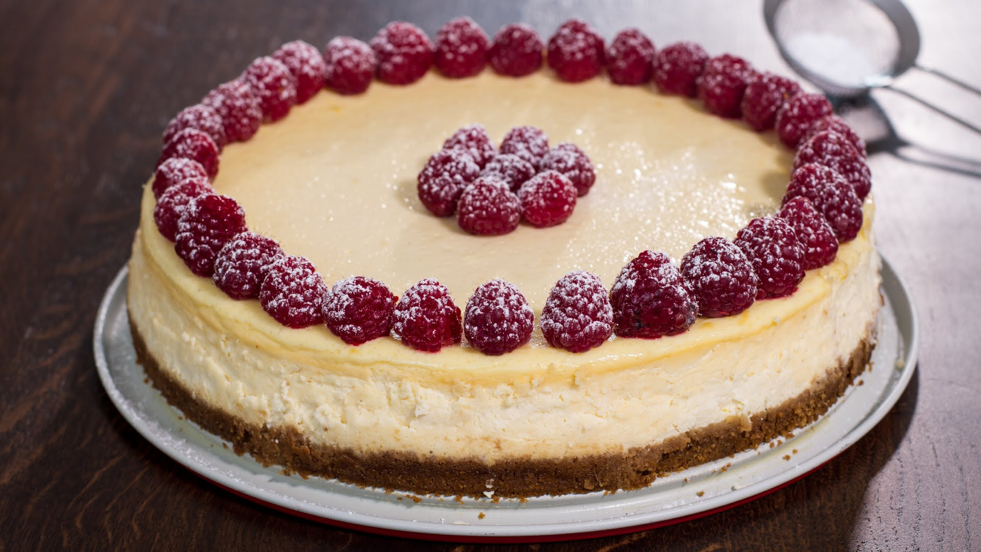 Classic Cheesecake Recipe  The Classic Cheesecake Recipe