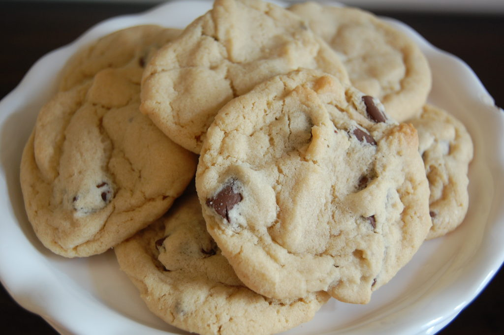 Classic Chocolate Chip Cookies  New and Improved Classic Chocolate Chip Cookie