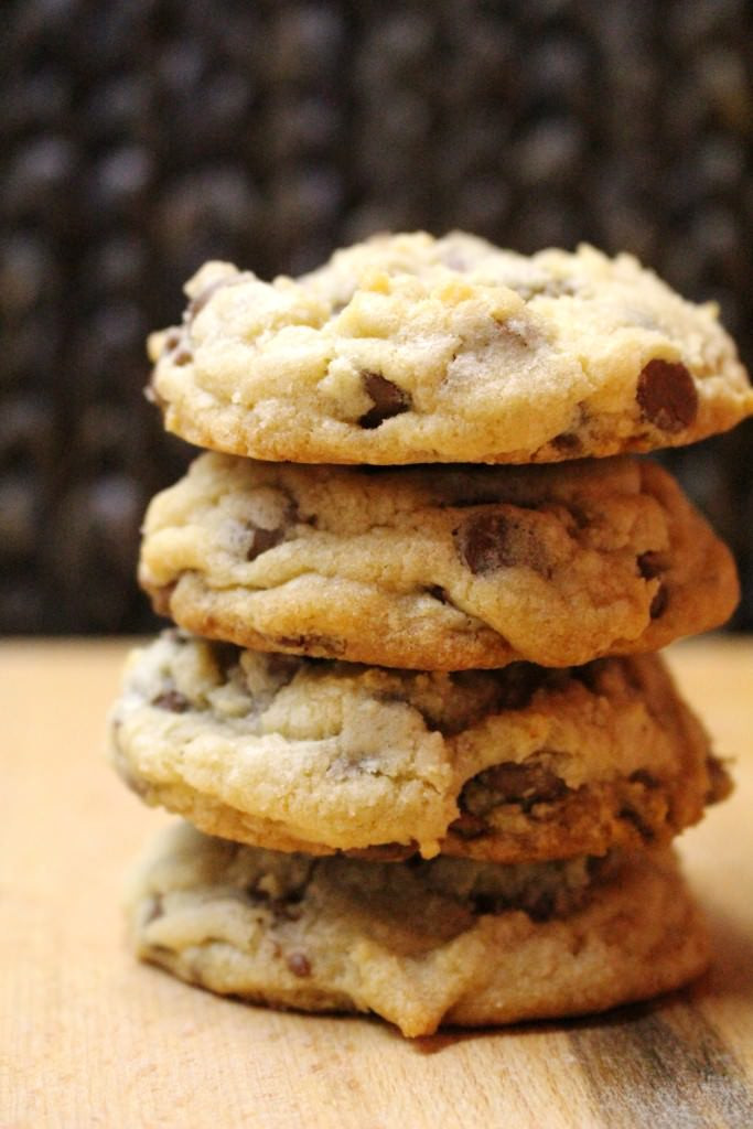 Classic Chocolate Chip Cookies  Anna Olson s Classic Chocolate Chip Cookies Suzie The Foo