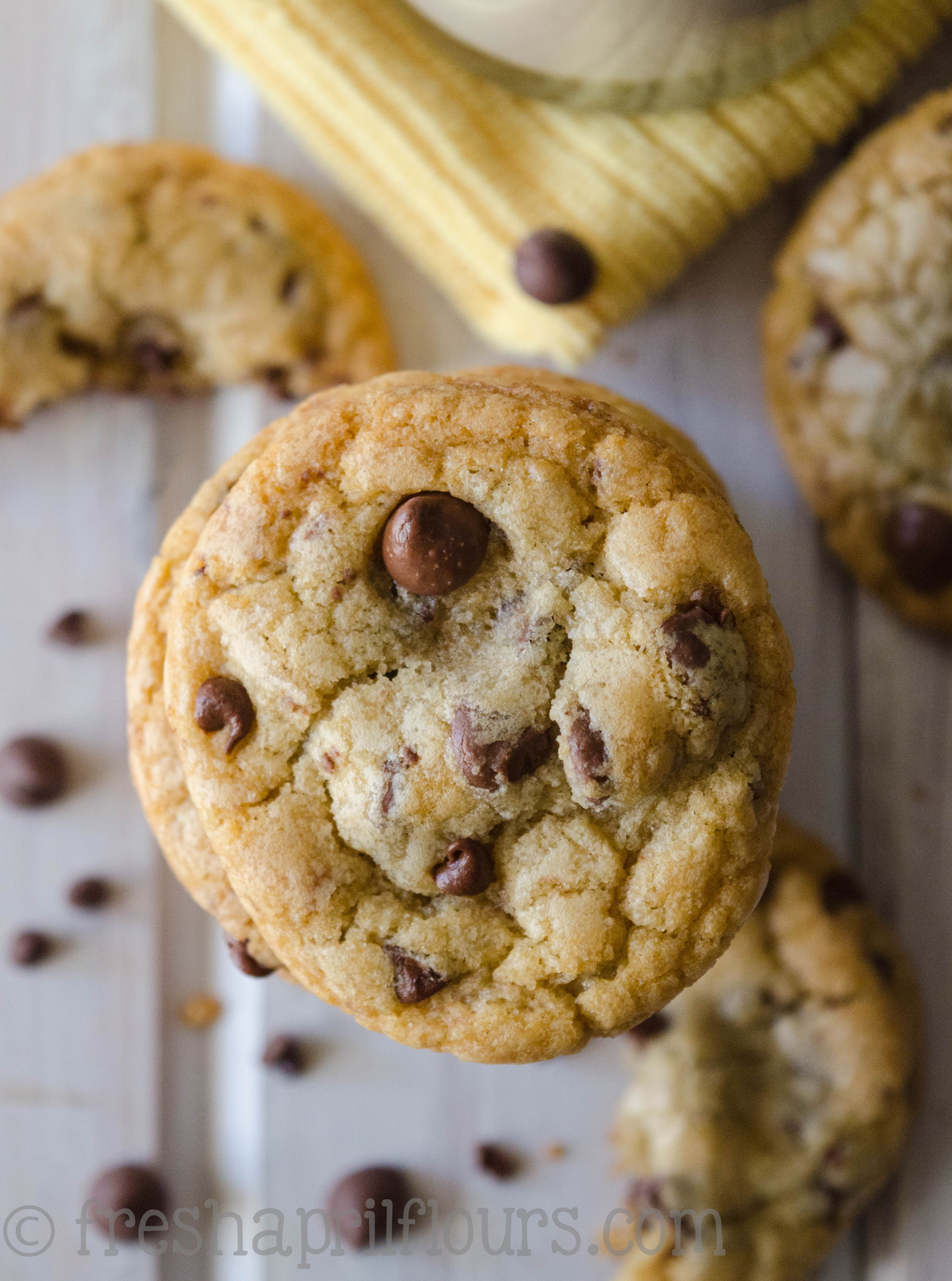 Classic Chocolate Chip Cookies  Classic Chocolate Chip Cookies