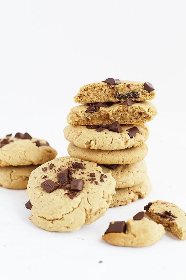 Classic Chocolate Chip Cookies  Classic Chocolate Chip Cookies Vegan Gluten Free