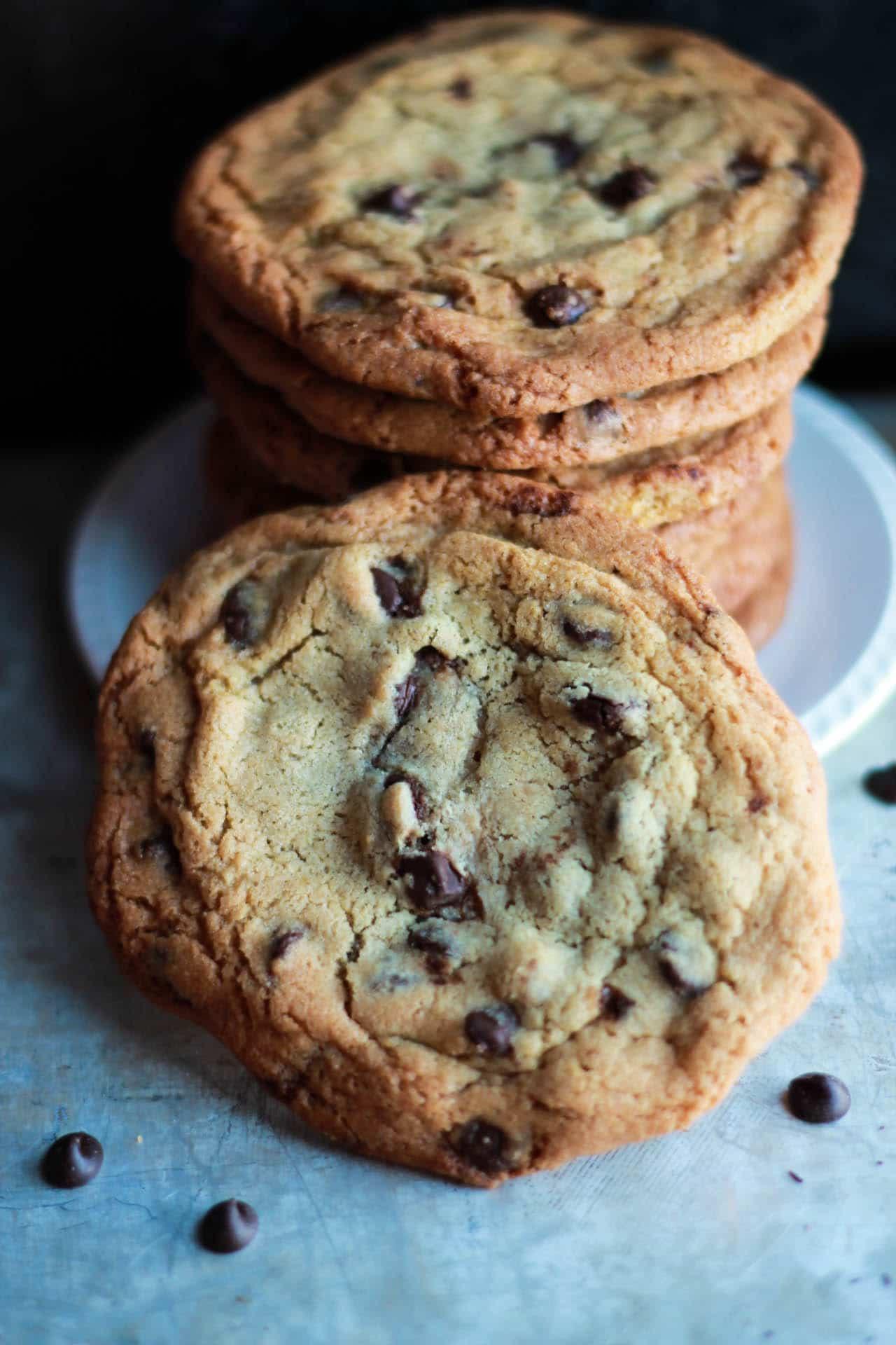 Classic Chocolate Chip Cookies  Classic Chocolate Chip Cookies – Dan330