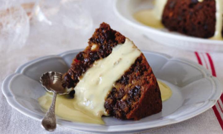 Classic Christmas Desserts  Christmas plum pudding recipe Kidspot