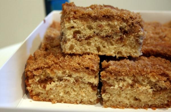 Classic Coffee Cake Recipe  Starbucks Restaurant Copycat Recipes Classic Coffee Cake
