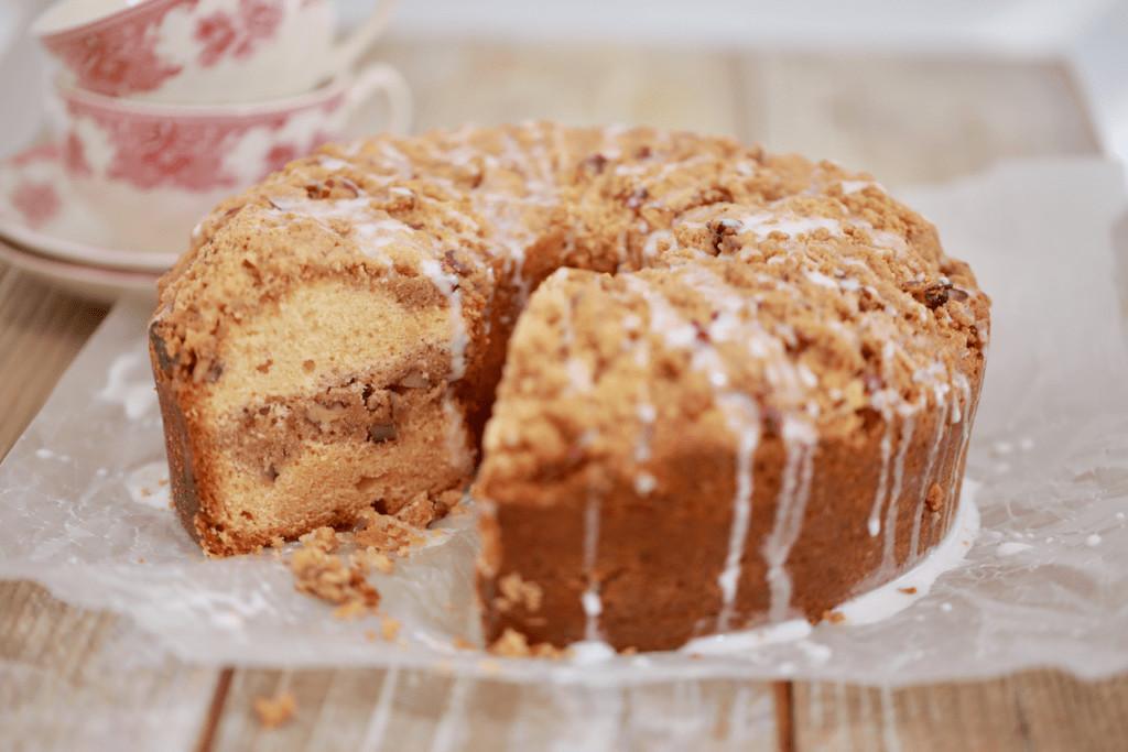 Classic Coffee Cake Recipe  Classic Coffee Cake Recipe Gemma's Bigger Bolder Baking