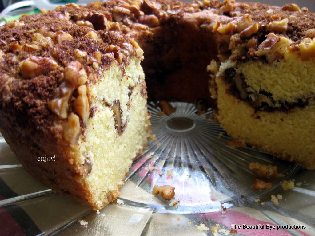Classic Coffee Cake Recipe  classic coffee cake recipe