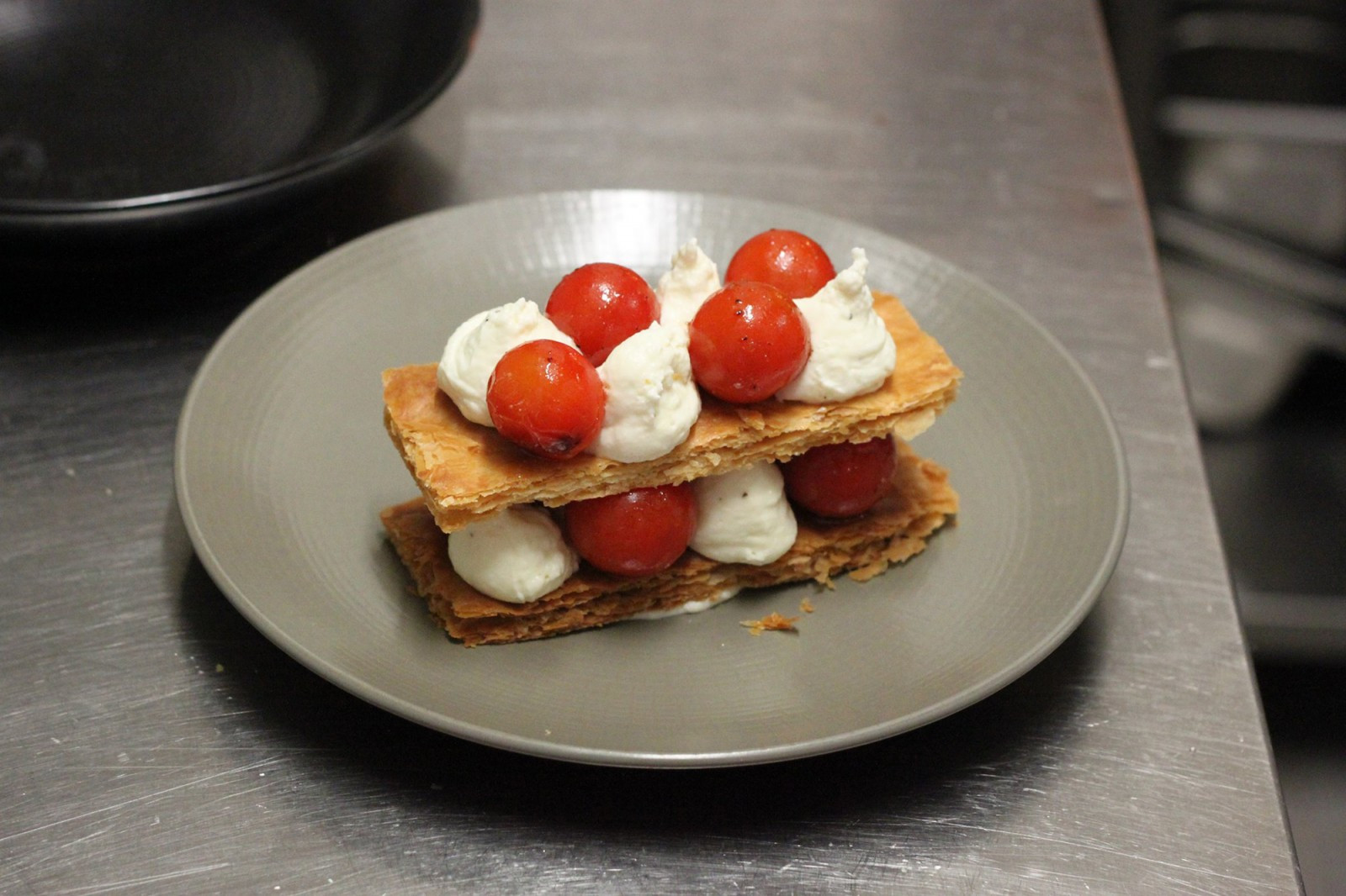 """Classic French Desserts  Privé de Dessert 2 Traditional French """"Desserts"""" with a"""