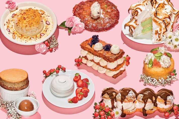 Classic French Desserts  Classic Desserts Are Returning to New York Menus