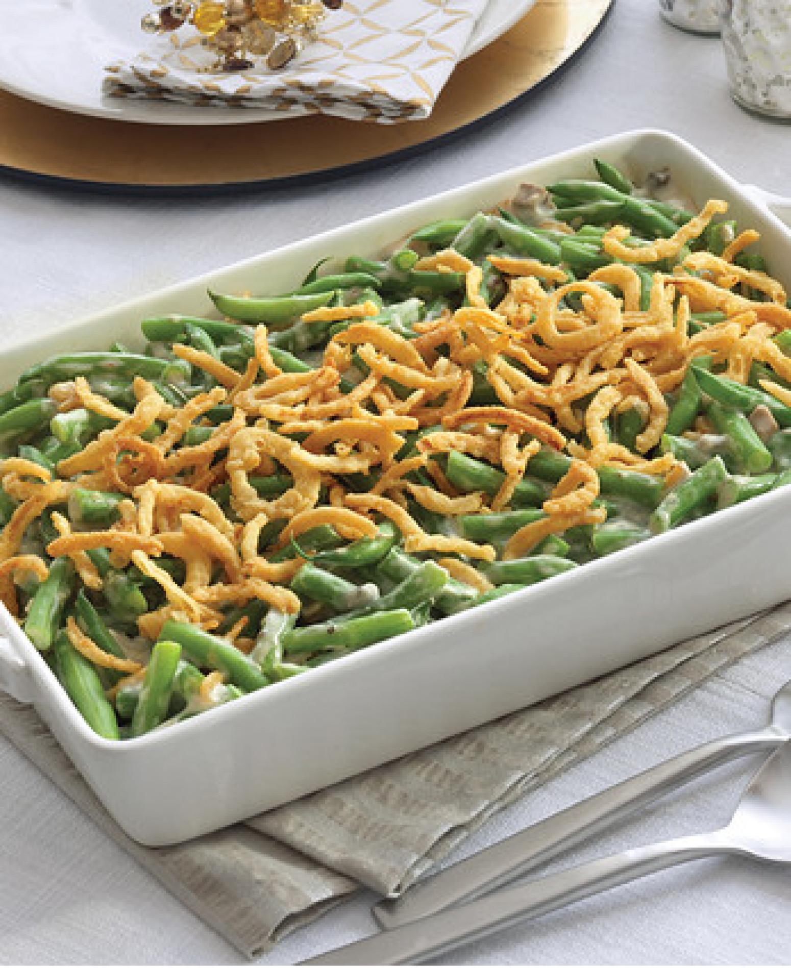 Classic Green Bean Casserole  Classic Green Bean Casserole Recipe 9