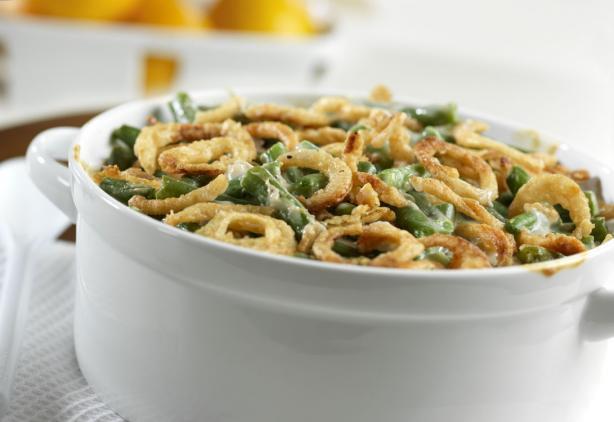 Classic Green Bean Casserole  Classic Green Bean Casserole Recipe Food