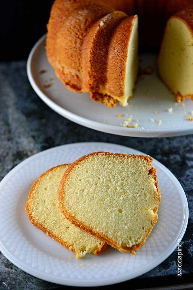 Classic Pound Cake Recipe  Classic Pound Cake Recipe Add a Pinch
